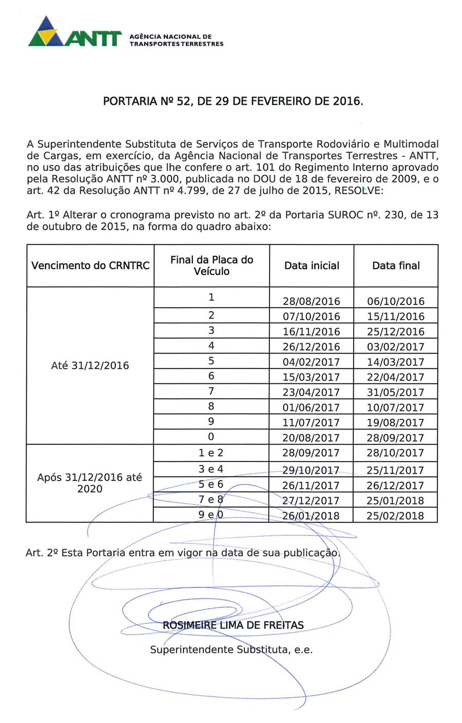 portaria_n52_de_fevereiro_de_2016