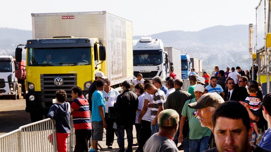 Feira contará com exposição de caminhões das principais montadoras, implementos, serviços e muito mais (Foto: Divulgação)
