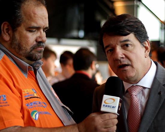 Diretor da Scania comenta a competição: O Melhor Motorista de Caminhão Do Brasil 2012