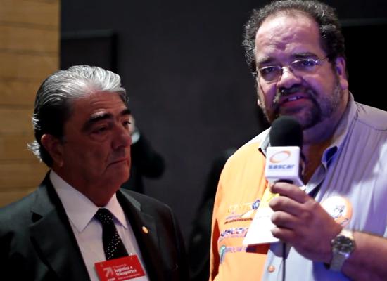 Entrevista com Francisco Pelucio no 7° Encontro de Logística e Transportes da FIESP