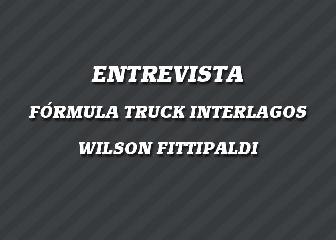 [Audio] Wilson Fittipaldi