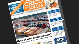 Jornal Regional Chico da Boleia – Segunda Edição