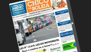 Chico da Boleia 3ª Edição – Jornal Regional Baixa Mogiana