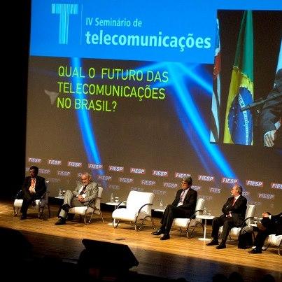IV Telecom discute Marco Regulatório da Internet