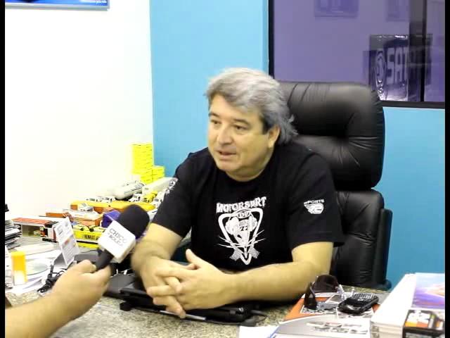 Assista à entrevista com Djalma Fogaça.