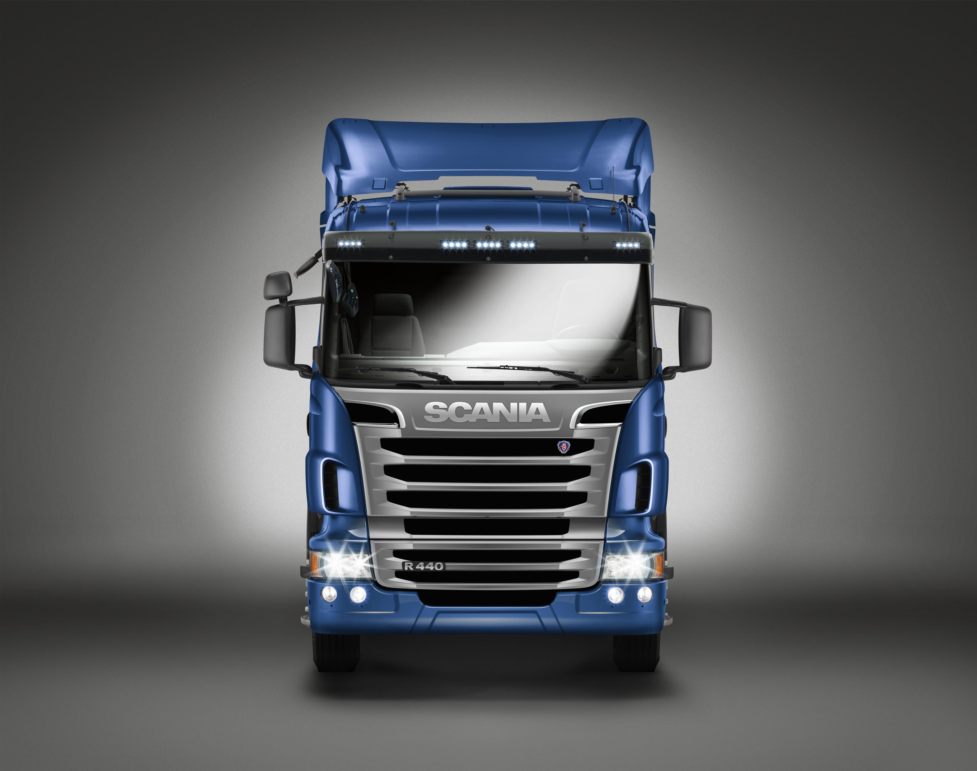 Em comemoração aos 55 anos de Brasil, Scania lança edição especial