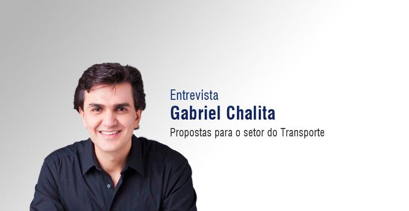 Candidato Gabriel Chalita responde as perguntas do Chico