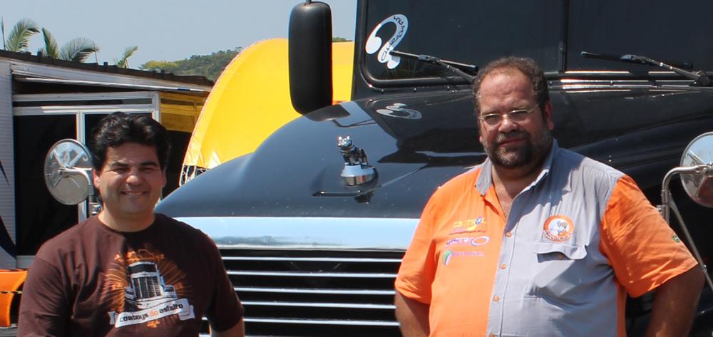 Chico da Boleia entrevista Emilio Dalçoquio diretor da Transportes Dalçoquio