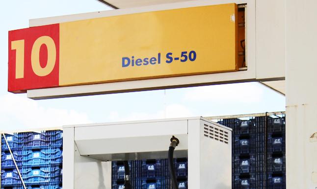 Preço do diesel deve subir com mercado instável