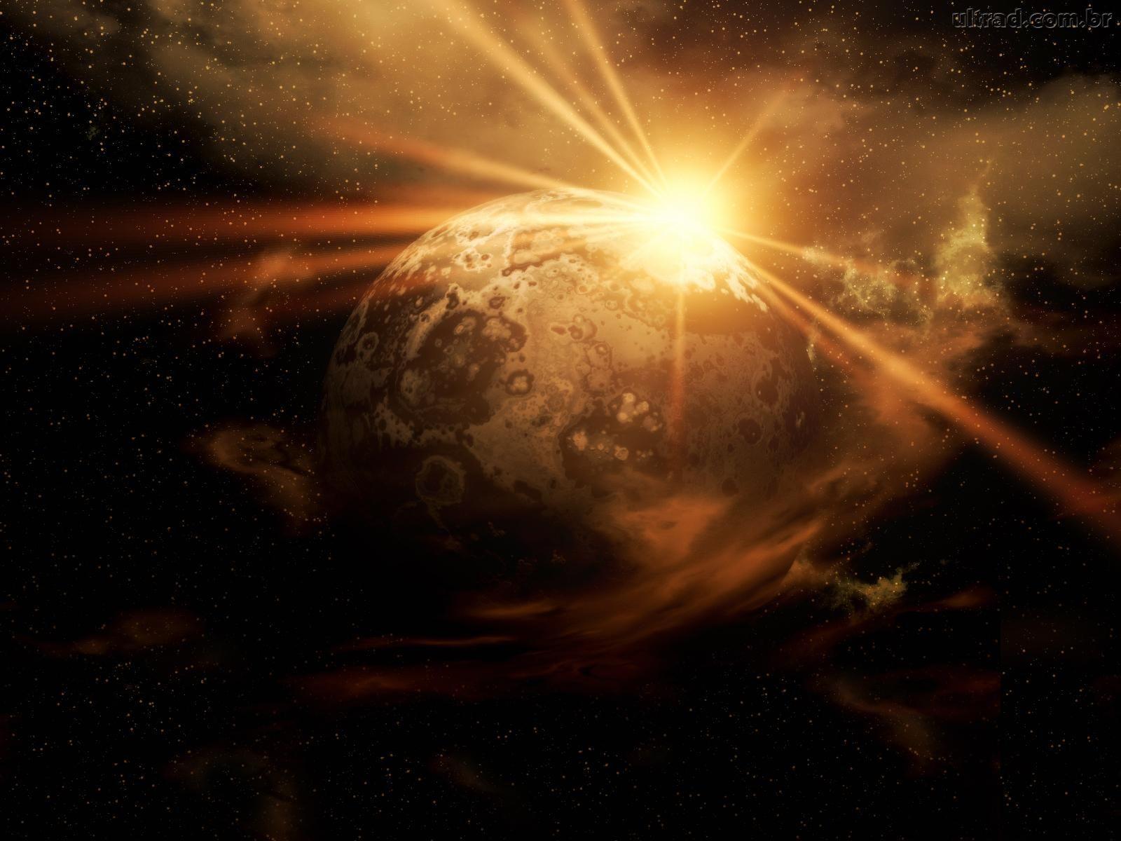 Fim do mundo ou o começo de um mundo novo?