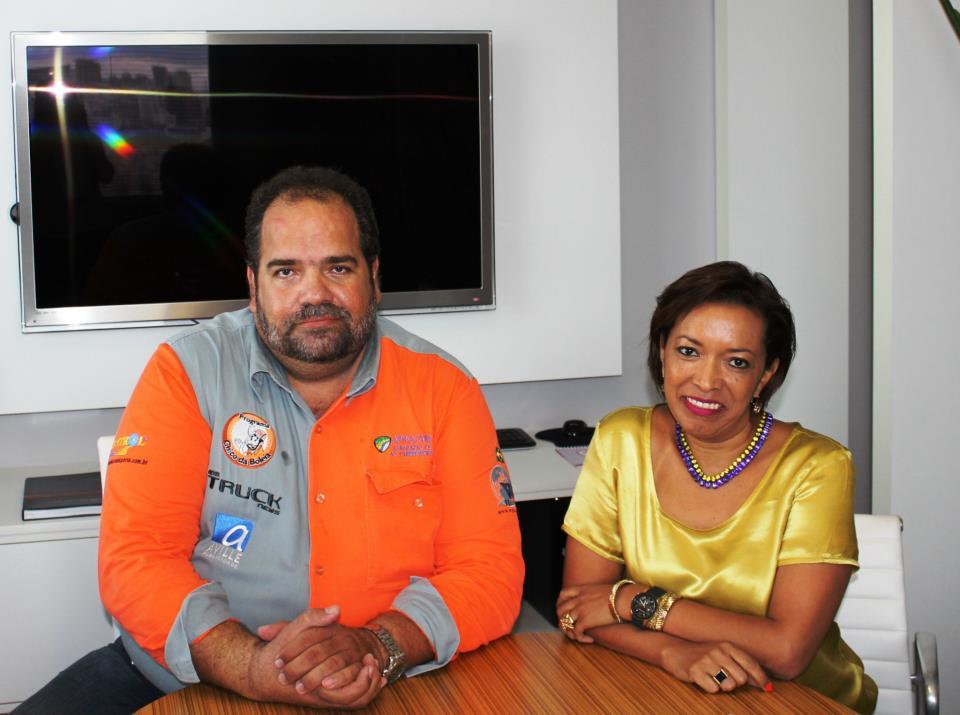 Marlene de Oliveira presidente do Instituto Lado a Lado pela Vida