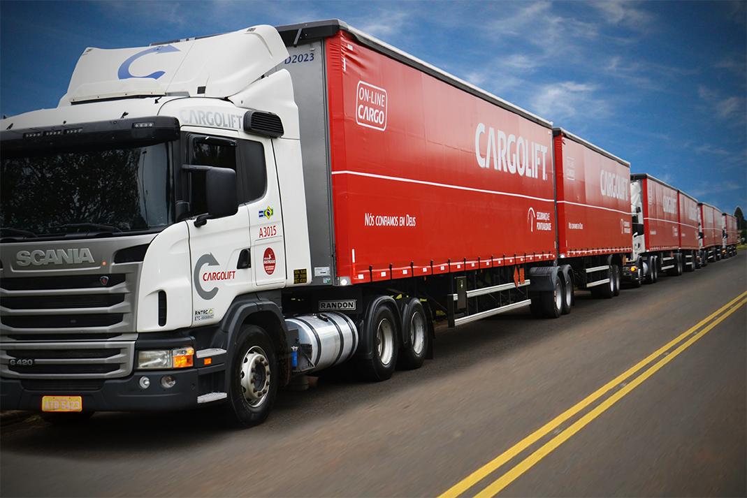 Scania otimiza logística no setor automotivo com projeto pioneiro