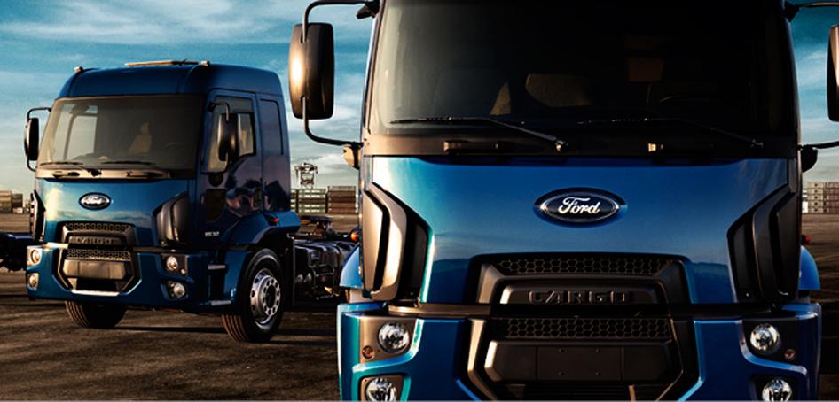 Montadora Ford estreia no segmento de extrapesados