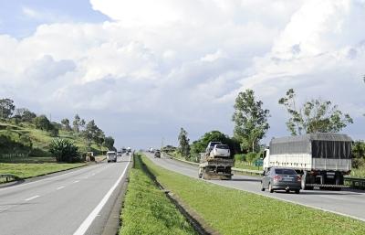 Programação de Obras da Autopista Fernão Dias – 21 a 25 de janeiro