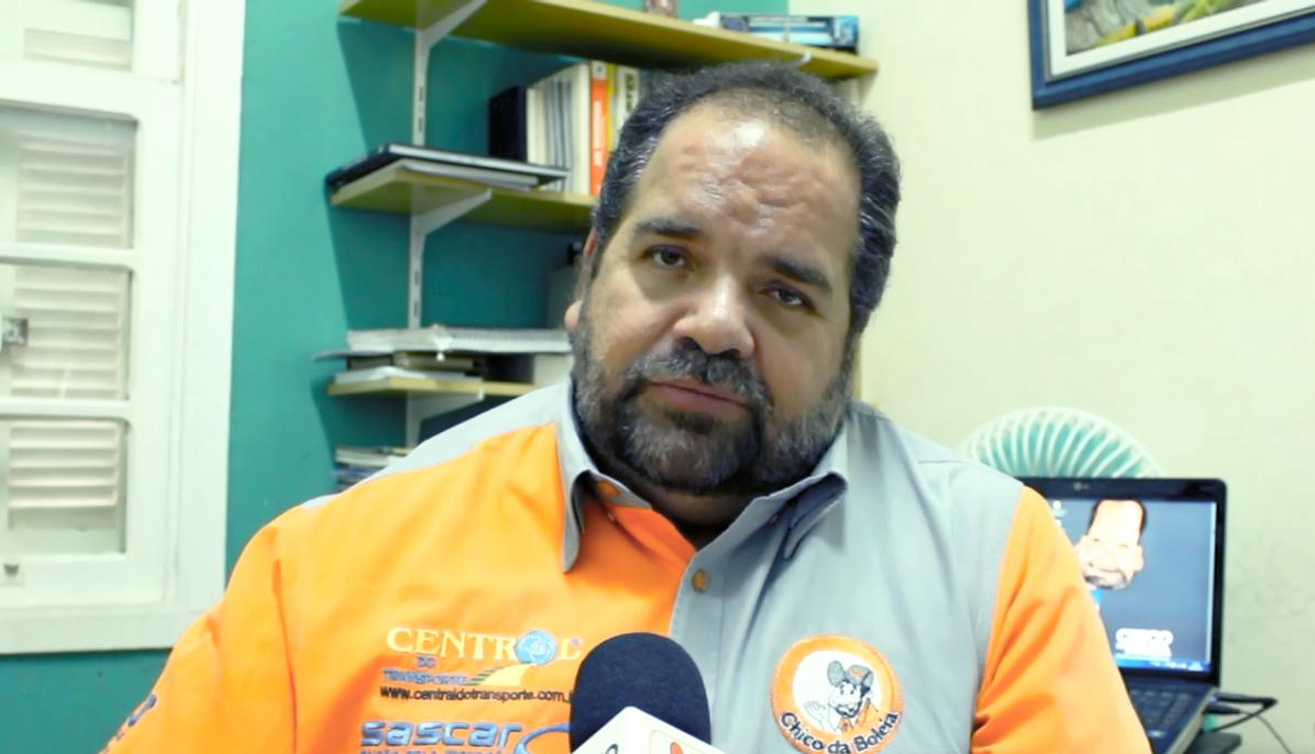 Chico da Boleia fala sobre a restrição do tráfego dos pesados durante feriados e megaeventos