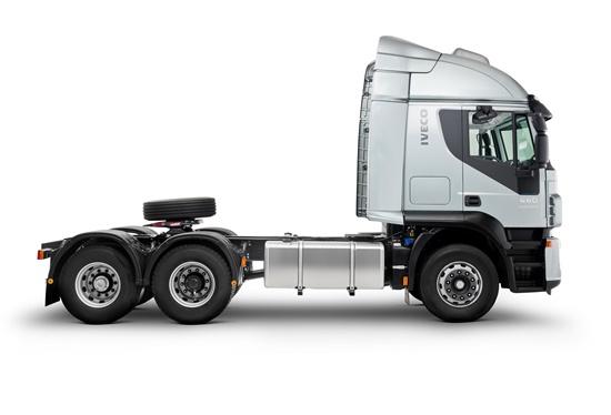 Caminhões são destaque na produção industrial de janeiro