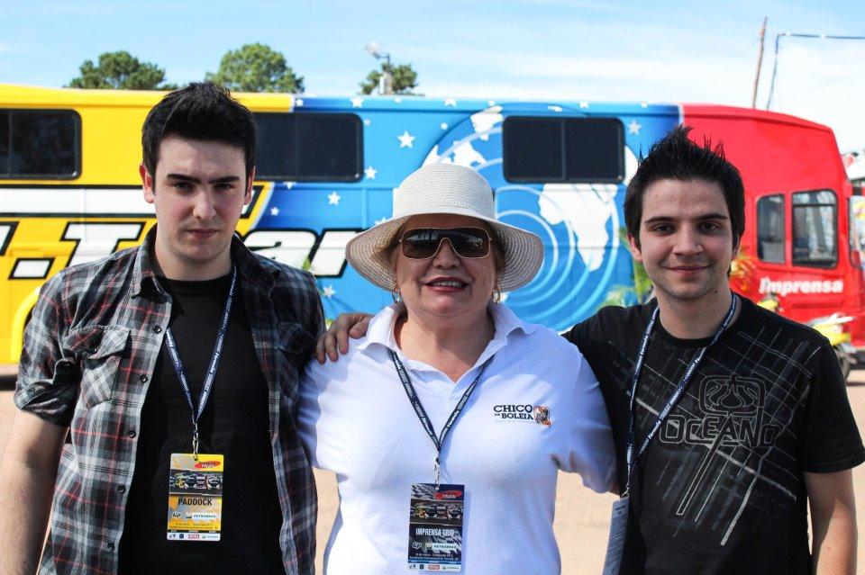 Ganhadores dos ingressos – Fórmula Truck Tarumã