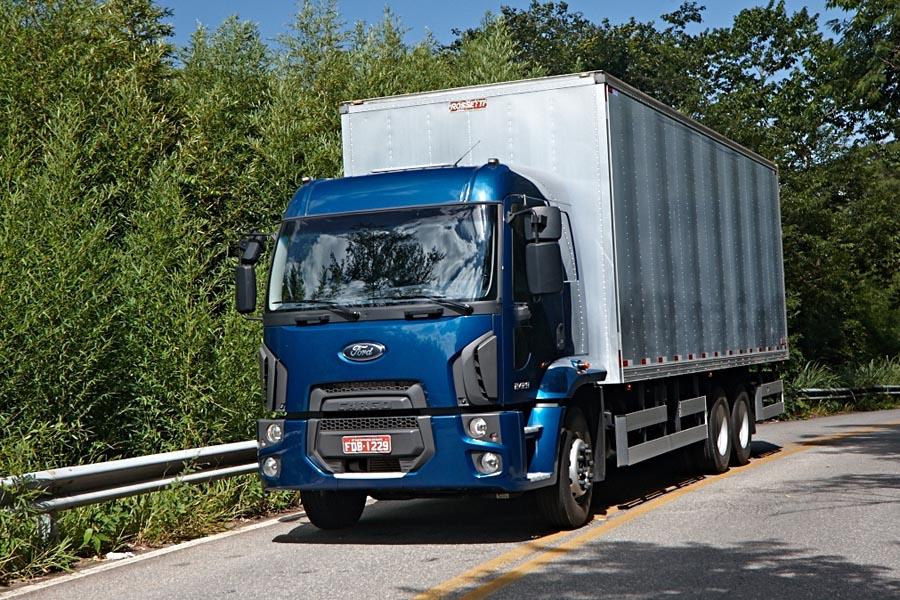 Ford deixa de atuar no segmento de caminhões na América do Sul