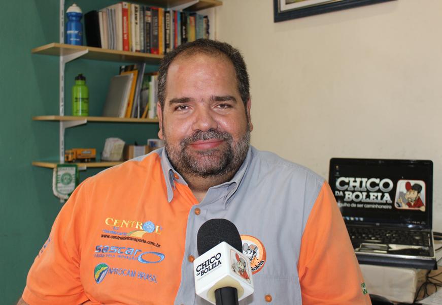 Chico da Boleia fala sobre o Imposto Sindical