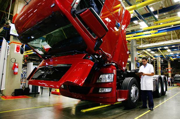 MAN comemora 600 mil caminhões e ônibus produzidos no Brasil