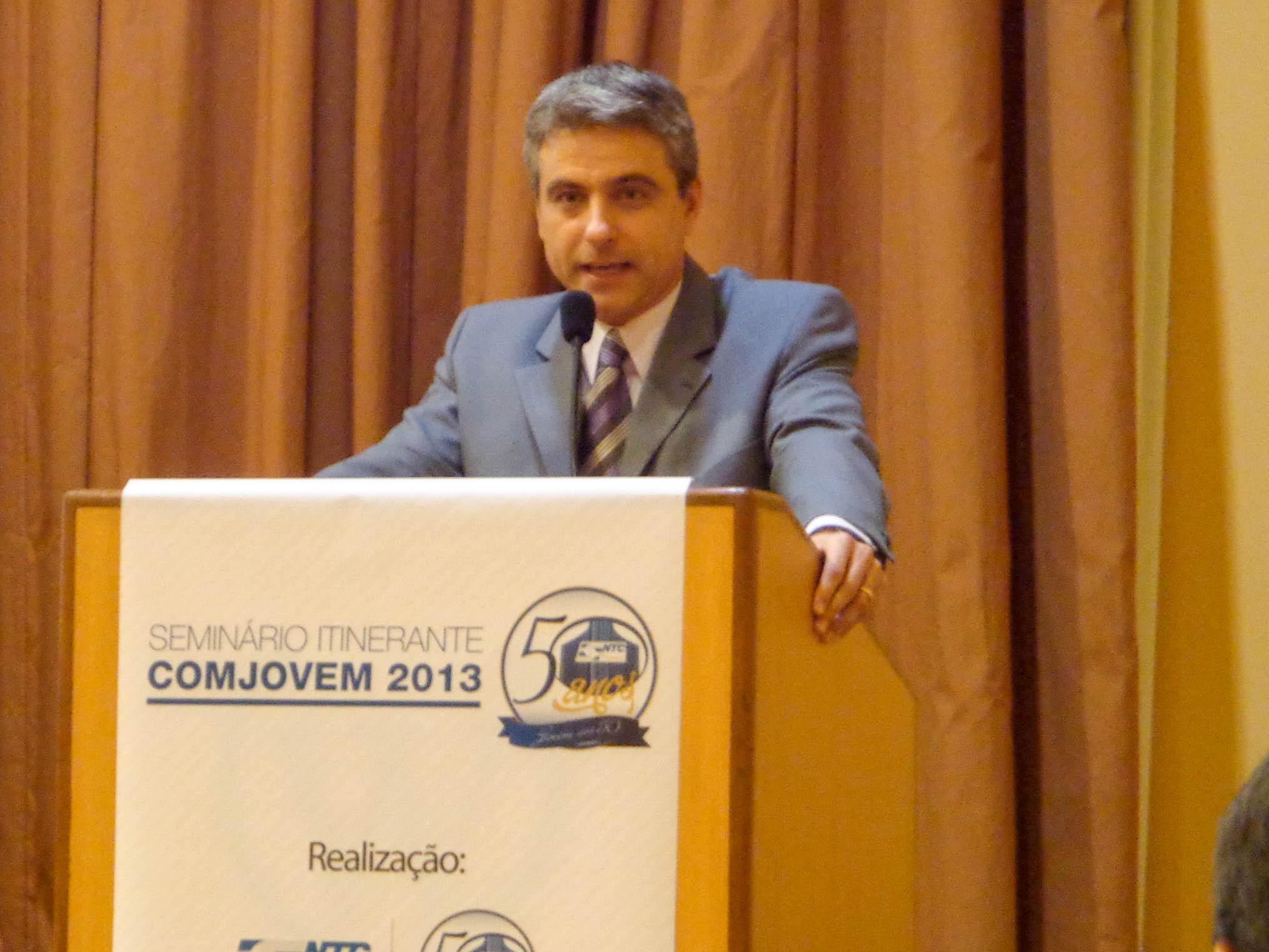 Seminário Itinerante COMJOVEM promove debate sobre custos operacionais na área do transporte