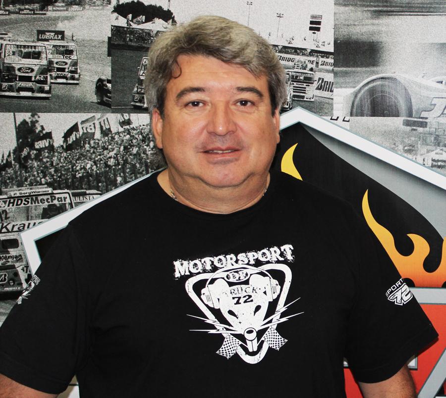 Fogaça comemora 50º aniversário na pista e avalia sua volta à Fórmula Truck
