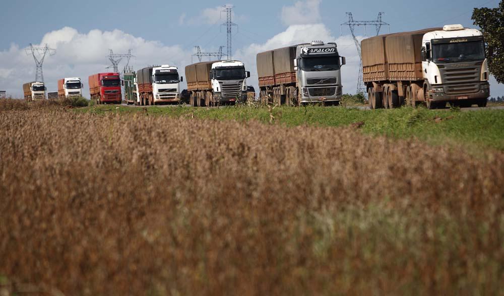 Problemas na infraestrutura brasileira afeta todo o setor logístico