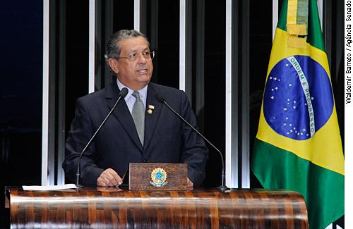 Jayme Campos: sistema de transporte brasileiro está falido