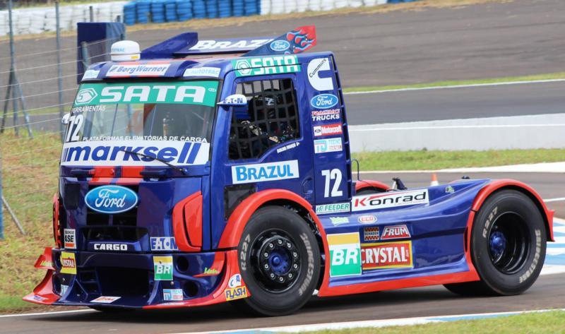 Treino Classificatório – Fórmula Truck Londrina