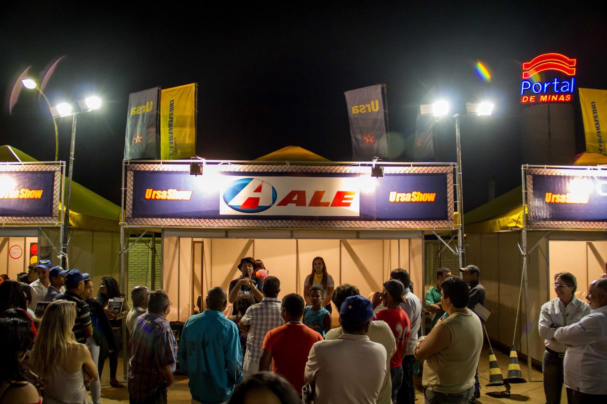 URSA SHOW: Posto ALE recebe o evento em Paracatu-MG