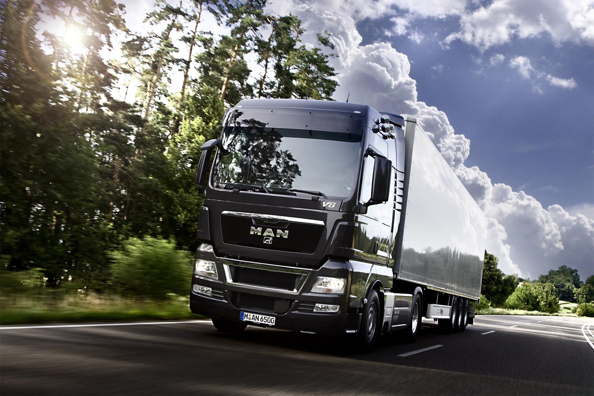 MAN investirá R$ 100 milhões na produção de caminhões