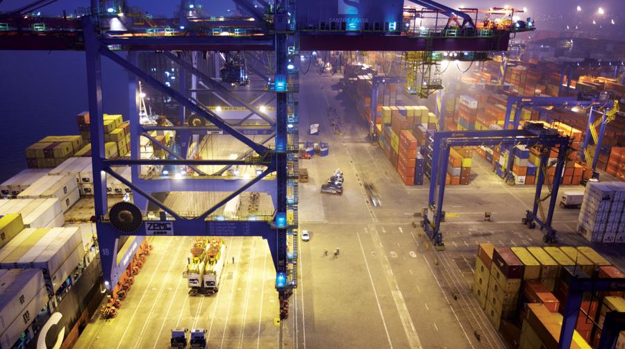 Porto de Santos define ações para monitoramento por câmeras de vídeo