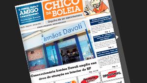 6ª Edição Baixa Mogiana Jornal Chico da Boleia Orgulho de ser caminhoneiro