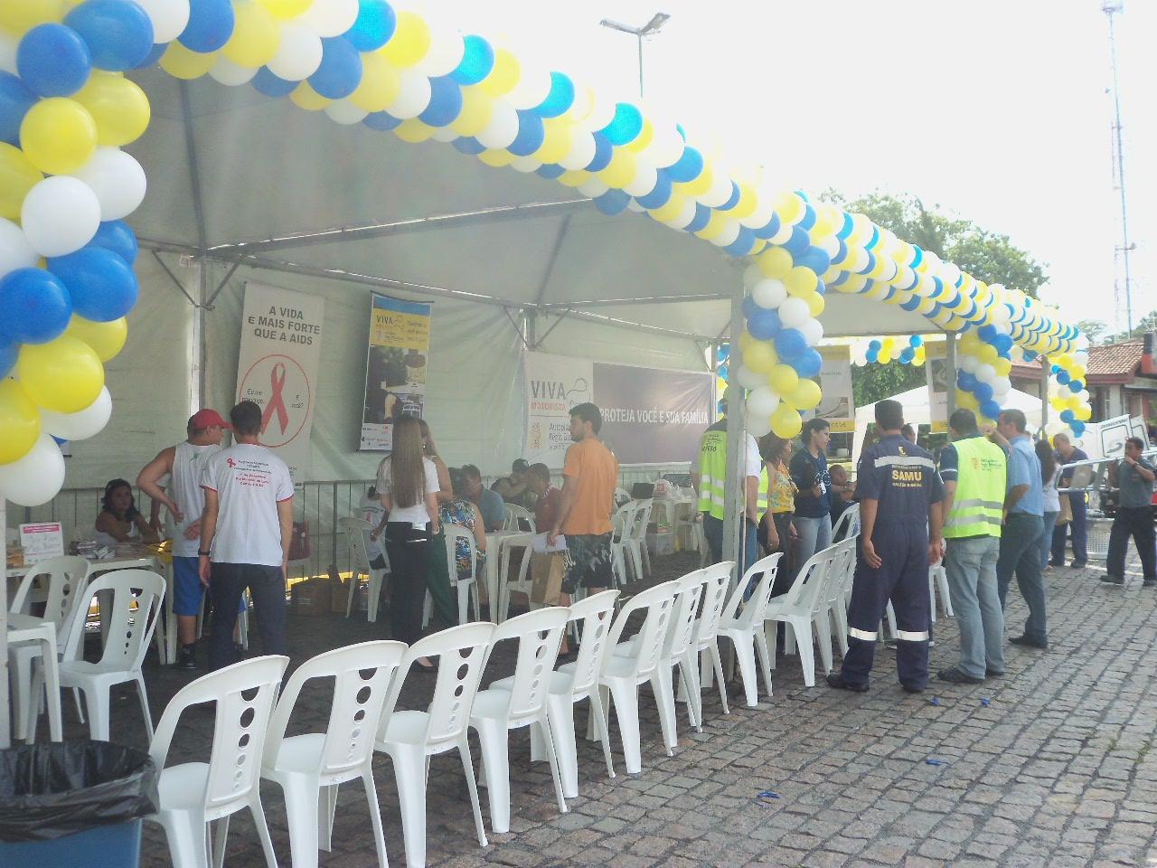 Segurança e saúde são temas de evento para usuários na Fernão Dias