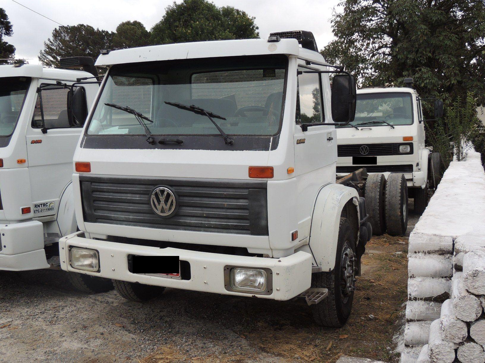 Leilão de caminhões na Tegmax