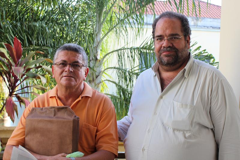 Ganhadores de Brindes do Chico da Boleia na Rádio Club Itapira