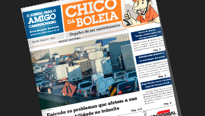 Jornal Chico da Boleia 17ª Edição