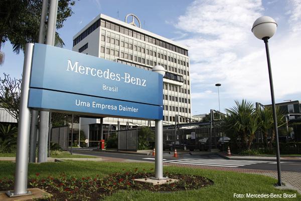 Mercedes-Benz contrata 266 colaboradores para a fábrica de São Bernardo do Campo