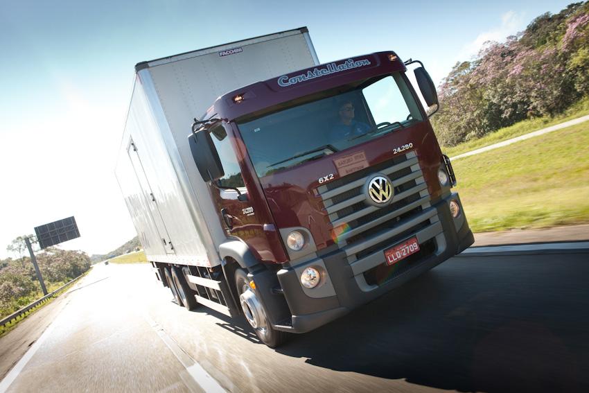 Caminhões Volkswagen e MAN chegam com condições especiais à Transposul