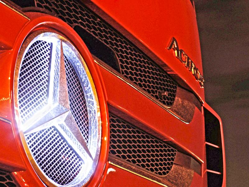 Consórcio Mercedes-Benz lança loja online para vender cotas de caminhões, ônibus, Sprinter e Vito