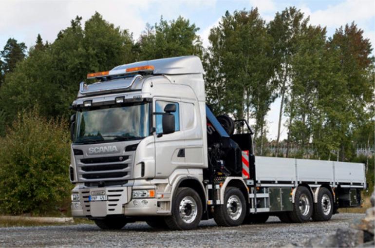 Scania planeja produzir 120.000 caminhões em 2020