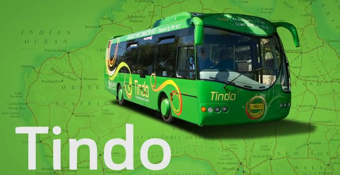 Ônibus movido a energia solar na Austrália tem ar-condicionado, wi-fi e não cobra tarifa
