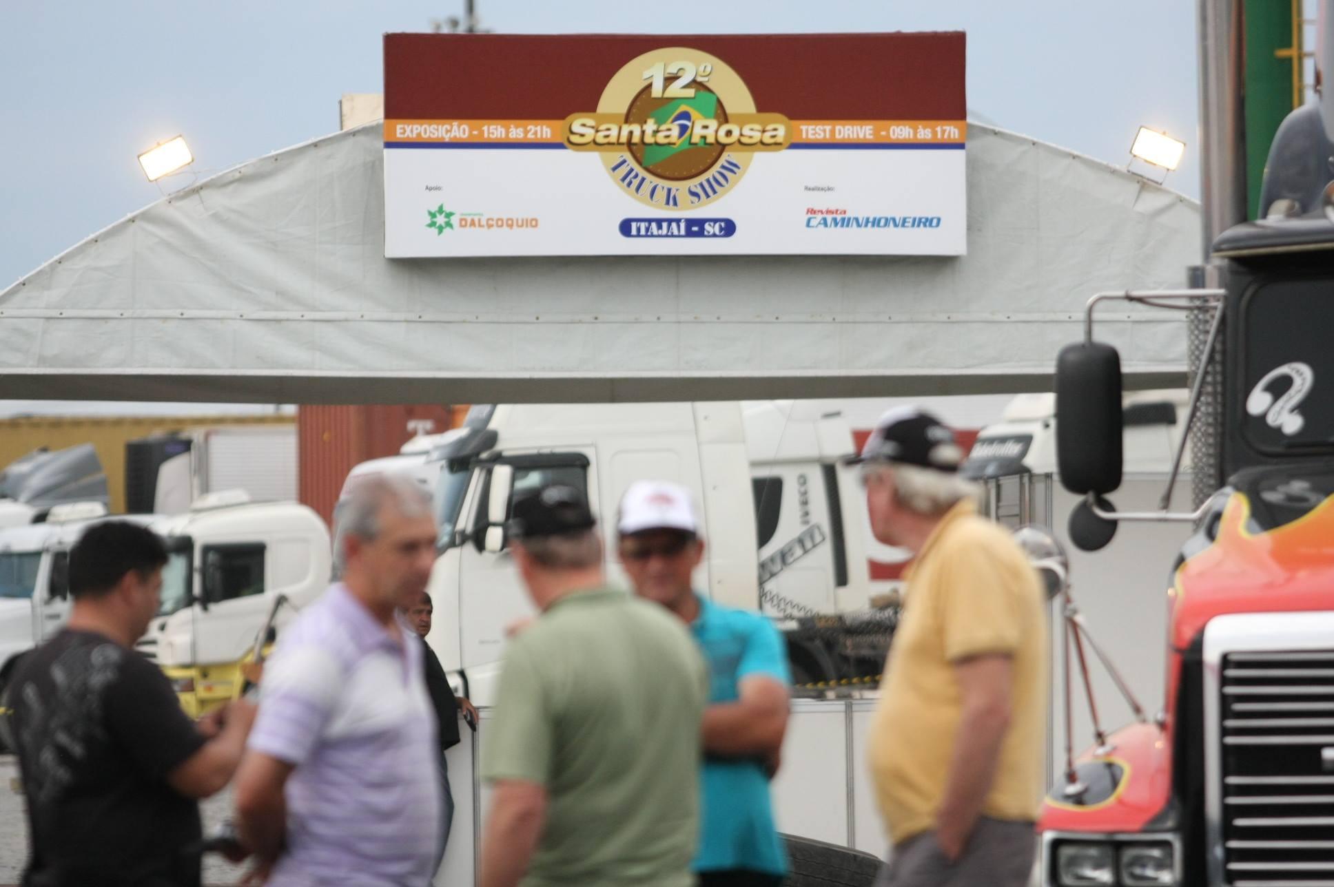 12º Santa Rosa Truck Show – Itajai / SC