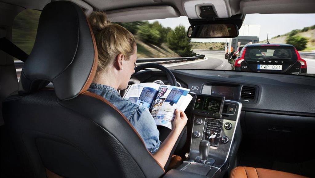 Carro sem motorista abre nova era para o setor e a sociedade