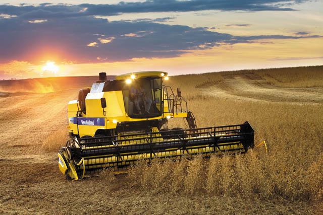Venda de máquinas agrícolas cresce 1,5% em 2017 ante 2016, diz Anfavea