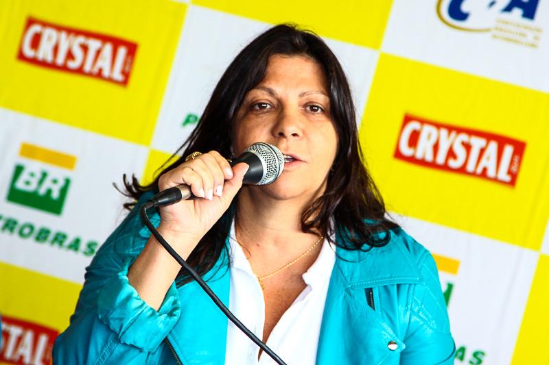 Neusa Navarro fala sobre a temporada 2014