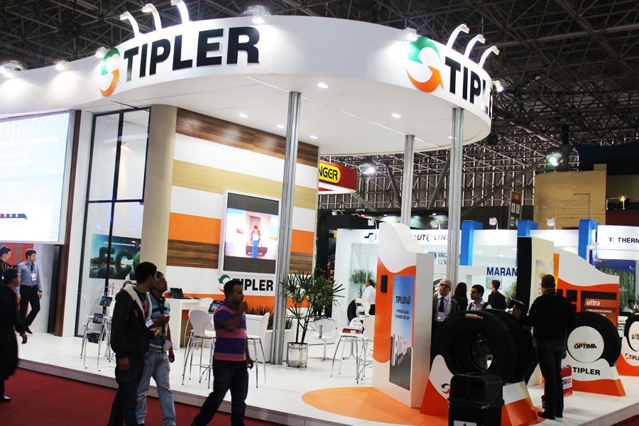 Fenatran 2013 – Tipler alto desempenho e inovação