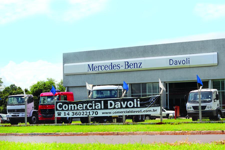 Irmãos Davoli prepara inauguração da nova concessionária Mercedes Benz em Jaú