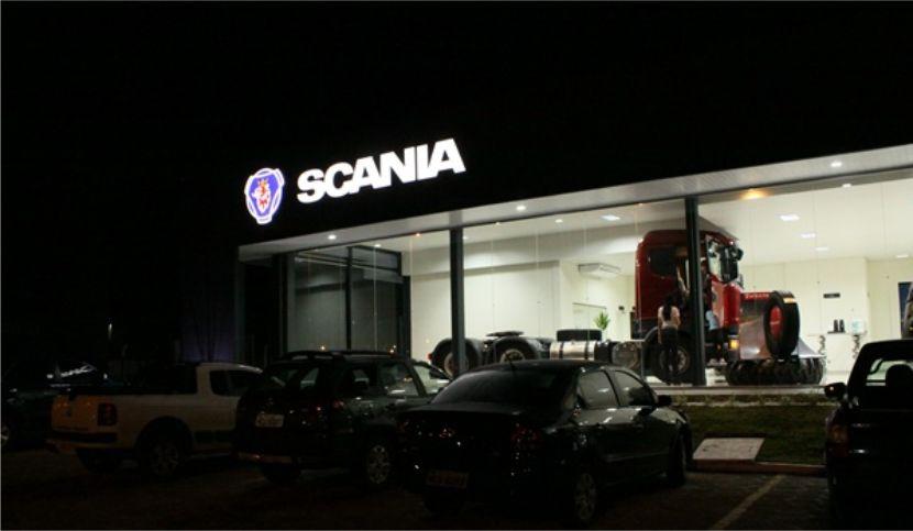 Scania apresenta nova Casa Rovema Vilhena