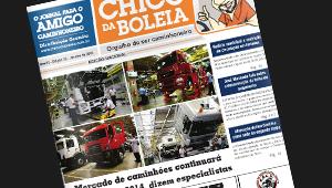 25ª Edição Nacional – Jornal Chico da Boleia